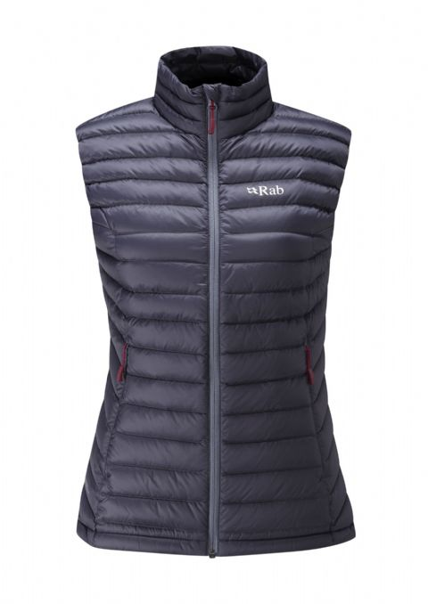 Rab Womens Microlight Down Vest - Warm - Lightweight